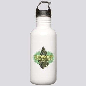 Redwood National Park Water Bottle